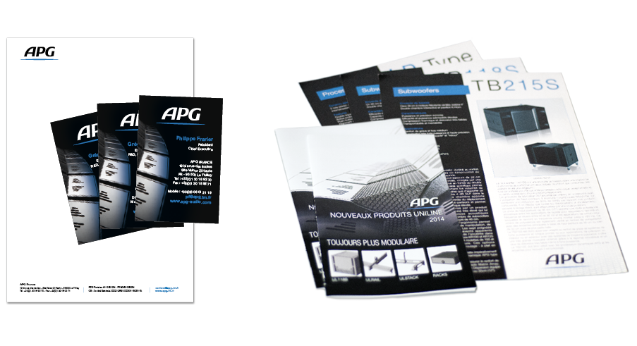 APG-papeterie-brochures-documents technique