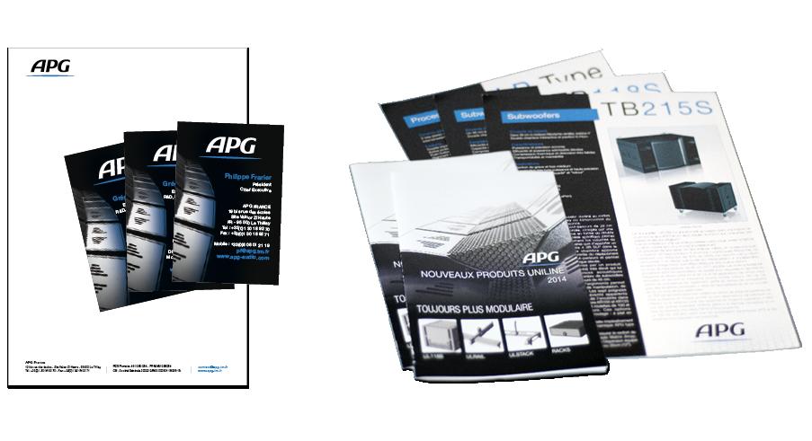 APG-papeterie-brochures-documents technique