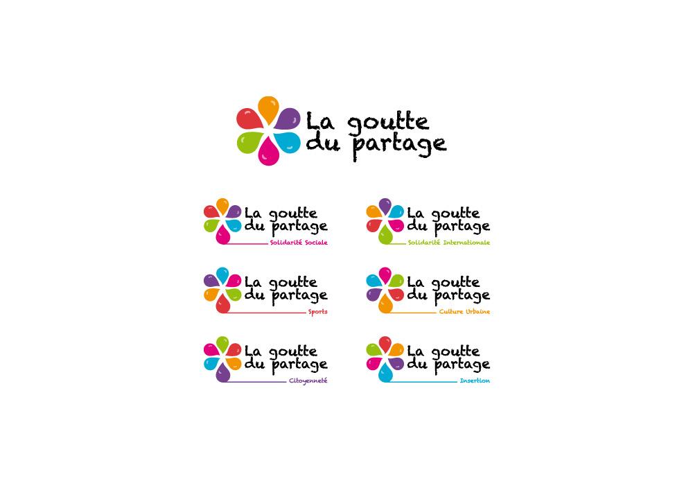 La Goutte du Partage logo