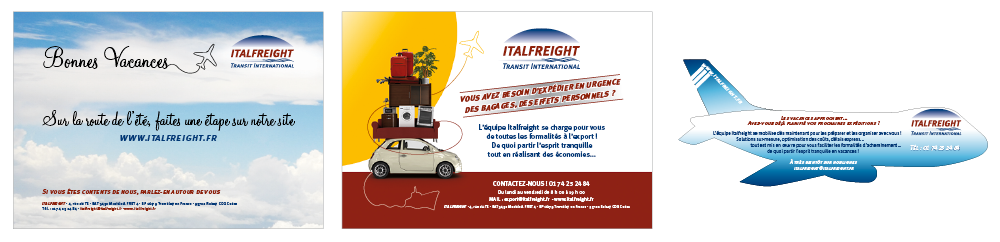 Italfreight flyers